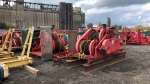 Double-Drum Deck Winches
