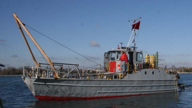 45' Bow Buoy Tender 1